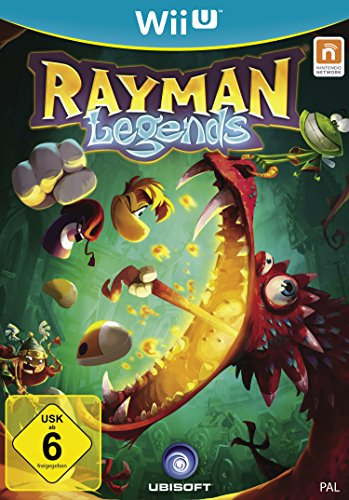 (Rayman Nintendo Wii U)