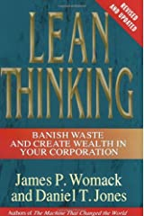 Lean Thinking: Banish Waste and Create Wealth in Your Corporation, Revised and Updated Hardcover
