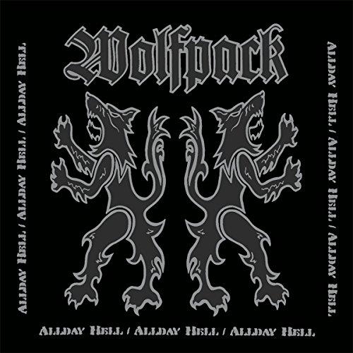 Wolfpack: Allday Hell [Vinyl LP] (Vinyl)