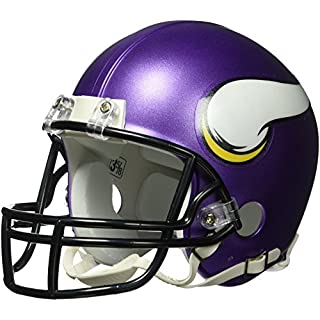 NFL Riddell Football Mini-Helm Minnesota Vikings