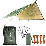 Best Tent For Rains - KrisVie Hammock Waterproof Rain Fly Tent Tarp Shelter Review