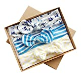 Gysad Haarband für Kinder Geschenkbox Kopfbedeckung für Yoga Party Wandern Sport Tennis 1 Box