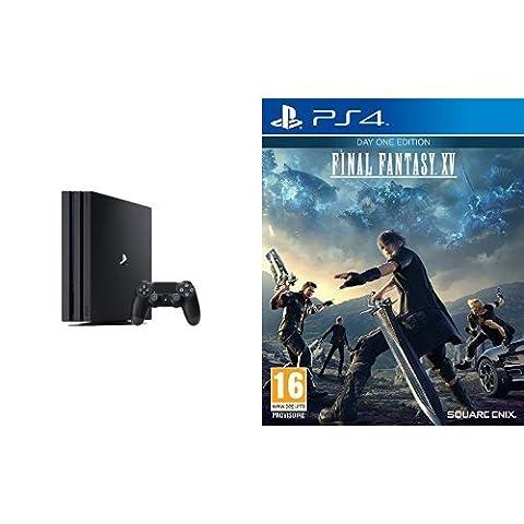 Pack PS4 Pro + Final Fantasy XV