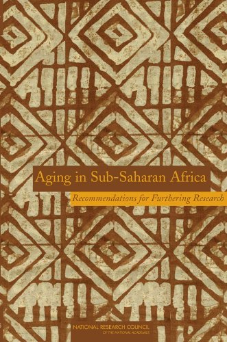 Aging in Sub-Saharan Africa: Recommendations for Furthering Research