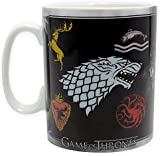 Game of Thrones 460 ml King Size Ceramic Sigils Mug
