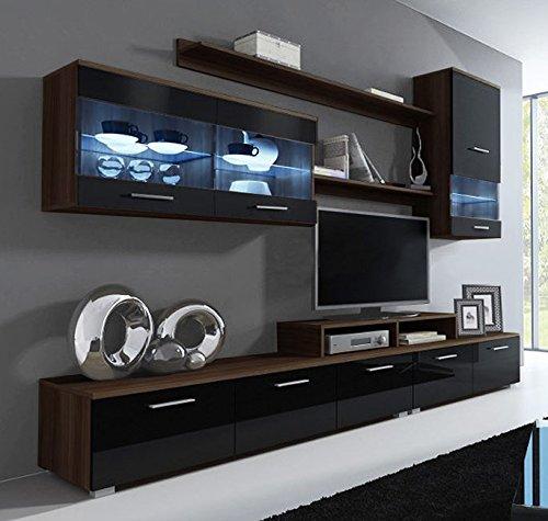 muebles bonitos - Mueble de salón Claudia Mod.11 (2,5m)