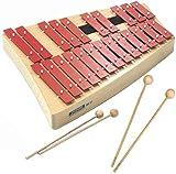 Sonor NG-31 Glockenspiel Xylophon Alt + KEEPDRUM MST04 Schlägel 1 Paar