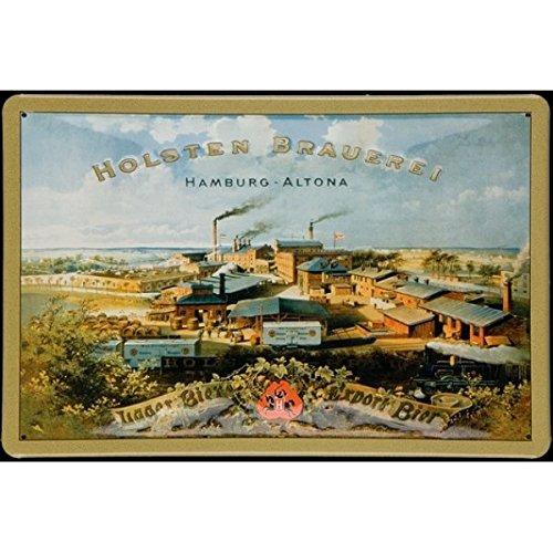 holsten-cerveceria-de-edificios-cartel-de-chapa-30-x-20-cm
