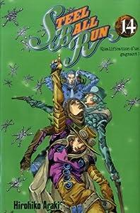 Steel Ball Run - Jojo's Bizarre Adventure Saison 7 Edition simple Tome 14