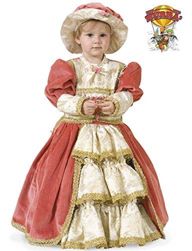795bfb8111e4 Costume di carnevale dama dell 800 5 anni tg.iii b370-iii