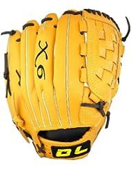 DL empereur Dragon complet Vache en cuir Gant de baseball pour main gauche 12,5