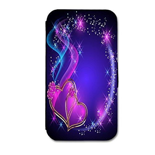 Book Style Flip Handy Tasche Case Schutz Hülle Schale Motiv Foto Etui für Apple iPhone 5C - X12 Design7 Design 5