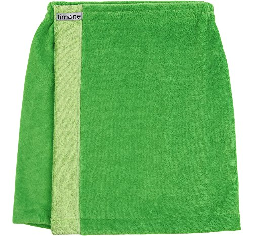 Timone Sauna Kilt per Ragazzo K01 (Verde (4038), 134-140)