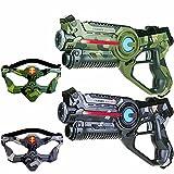 Best Laser Tag Guns - Light Battle Laser Tag VIP set: 2 laserguns Review