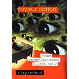 Voyeur Nation: Media, Privacy And Peering In Modern Culture: Voyeurism and Challenges to the First Amendment (Critical Studies in Communication and in Cultural Industries)