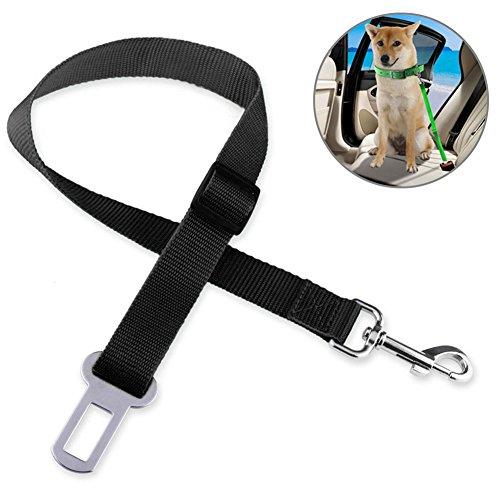 dog-seat-belt-petbaba-nylon-adjustable-automobile-safe-seatbelt-belt-extender-lead-for-dogs-black