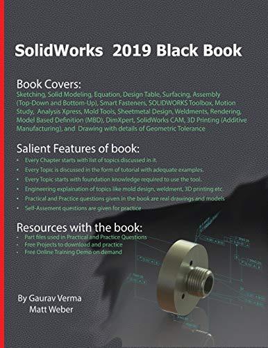 Test Solidworks 2019 Black Book Die Beste