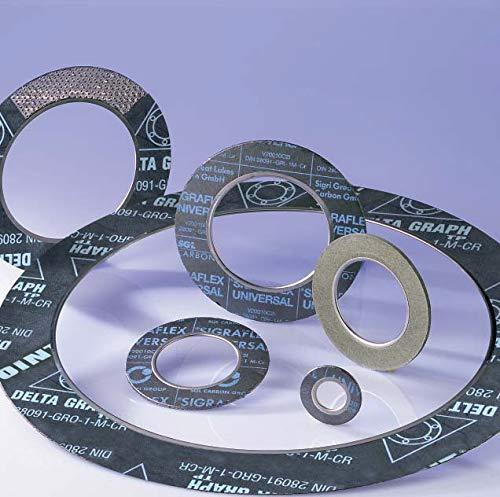 25 pièces 0,5-1,5 mm, rouge et 25 pièces 1.5-2.5 mm, bleu Joints droits 50 pièces !