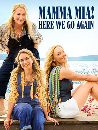 Mamma Mia! Here We Go Again [dt./OV] (Song Trailer Der)