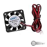 Best 12v Fans - 3D Innovations 3D Printer Extruder/Hotend Cooling Fan 40X40X10 Review