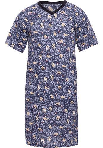 Timone Chemise de Nuit Vêtements d'Intérieur Homme TI30-117 (Bradype, XL)