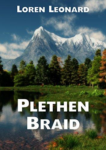 Plethen braid (Welsh Edition) por Loren  Leonard