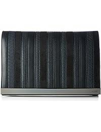 ALDO Damen Mcmanaway Clutch, Schwarz (Black), 3x22x32 cm