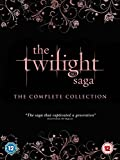 The Twilight Saga: The Complete Collection [Blu-ray] [Reino Unido]
