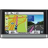 """Garmin Nüvi 2577LT - GPS para coches de 5"""", mapas de Europa, negro"""