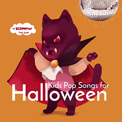 Kids Pop Songs for Halloween