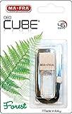 Mafra Déodorant liquide Cube Forest 5ml entretien nettoyage et lavable en voiture