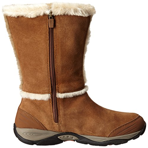 Easy Spirit Elk Damen Breit Wildleder Winterstiefel Mebr Mu