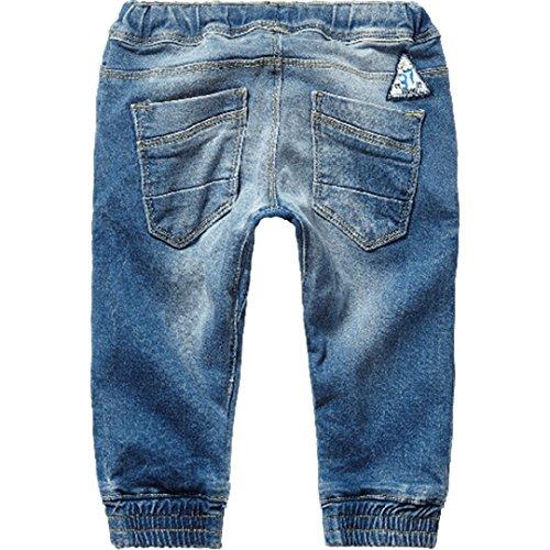Vingino Baby Jeans Barnes light snow MBD42001 (74-9M, blau) -