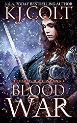 Blood War (The Healers of Meligna, Book #5) (English Edition)