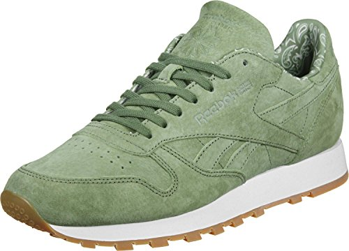 Reebok CL Leather TDC Calzado canopy green