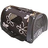 BPS (R) Portador Transportín Bolsa Bolso de Tela para Perro, Gato, Mascotas, Animales,Tamaño:(L,51x26x29cm)