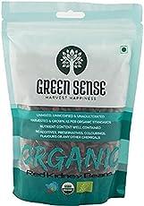 Greensense Organic Red Kidney Beans, Lal Rajma, 500g