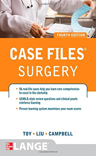 case-files-surgery-fourth-edition-lange-case-files