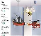 Kinderzimmerleuchte Kinderzimmerlampe Kinderlampe Biene Deckenleuchte