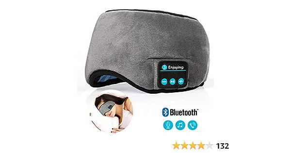 Joseche Sleep Mask Bluetooth Headphones Wireless Elektronik