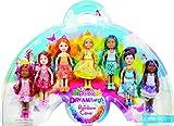 Barbie DPY37 - Dreamtopia Chelsea Exklusiv Set - 7 Puppen