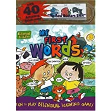 My First Words: Fun to Play Bilingual Learning Game (Bilingual Builders)