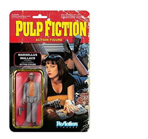 ReAction Pulp Fiction Figura de acción de la Onda 2 Marsellus Wallace 10 cm