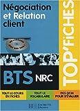 Négociation et Relation client BTS NRC (1Cédérom)