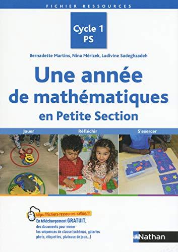 Une année de mathématiques en PS