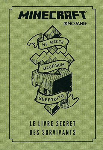 Vignette du document Minecraft : le livre secret des survivants