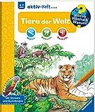 Tiere der Welt WWW aktiv-Heft