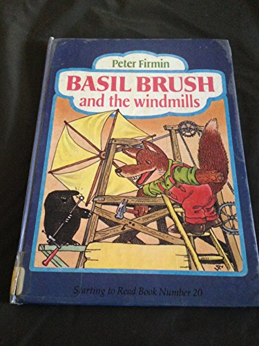 Basil Brush and the windmills