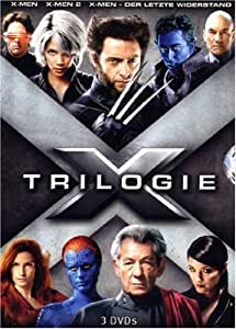 X-Men Trilogie (3 DVDs)