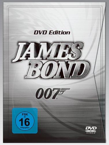 James Bond 007 DVD Edition (Bond Box-set-dvd-james)